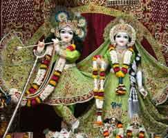 Honeymoon In Vrindavan