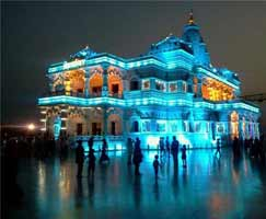 Travel To Vrindavan